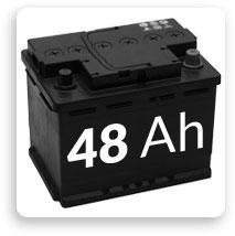 bateria 48 ah